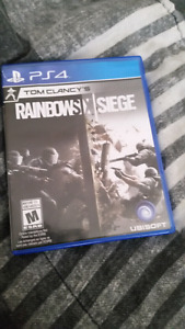 PS4 Rainbow  Six