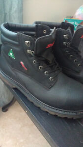 Snap On Work Boots