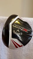 Callaway XHot 13 degree 3 Wood. Steel shaft with Graphite extra.