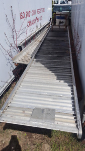 Aluminum Loading Ramp