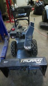snowblower for sale murray 10/ 27