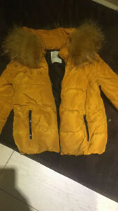Moncler limited edition jacket with rabbit fur