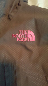 THE NORTH FACE GIRL'S SIZE 10-12 HEATSEEKER JACKET - GRAPHITE