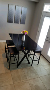 Kitchen/Dinning table set