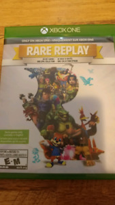 Xbox One Rare Replay 30 Games in One