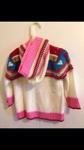 BRAND NEW KNIT HEARTS SWEATER Cornwall Ontario image 2