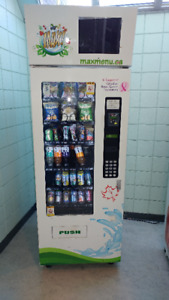 3 Healthy Vending Machines for sale!! $10000 obo