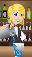 Professional Woman  Bartender For Hire (Weddings Etc. )