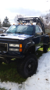 GMC 1 ton truck for sale