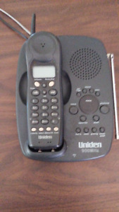 CORDLESS PHONE / ANSWERING MACHINE