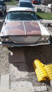 1964 Chrysler Windsor(Reduced only made in canada!)