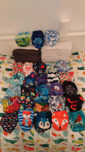 New Alvababy Cloth Pocket Diapers - Huge Lot - $250 OBO