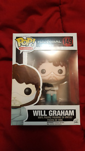 HANNIBAL- WILL GRAHAM POP vinyl!
