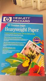 HP Print paper ink jet