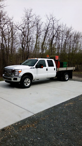 2015 f-350 outfitted for work, like new