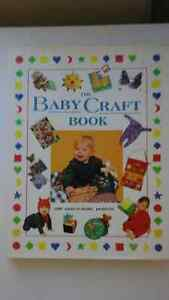 Baby Craft Book-over 250 colorful pages of craft ideas