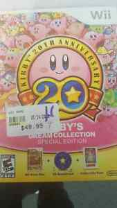 Kirbys dream collection