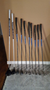 Callaway Left hand golf clubs