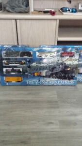 Presidents Choice Train Sets new unopened