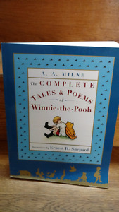 Complete Tales & Poems of Winnie-the-Pooh by A. A. Milne