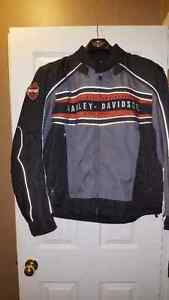 GREAT CHRISTMAS GIFT!!  XL HARLEY DAVIDSON 3 IN 1 JACKET