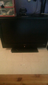 "40"" ViewSonic Flatscreen led tv"