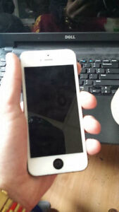 64g unlocked iPhone 5 also have a spare parts phone