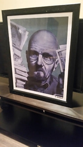 Breaking Bad Wall Art