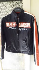 Woman's Harley Davidson Jacket