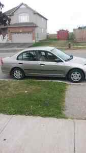 2004 honda civic Kitchener / Waterloo Kitchener Area image 3