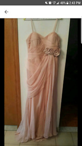 Bride's maid/ maid of honor/ prom dress