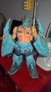 1998 McFarlane Toys Manga Spawn OverKill Action Figure Rare