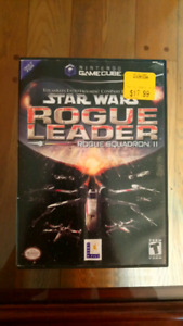 star wars rogue leader nintendo gamecube