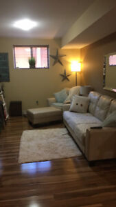 Beautiful Bright 2 bedroom suite for rent