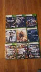 XBOX 360 250G AND GAMES VERY GOOD CONDITION