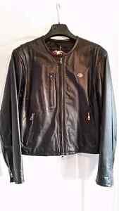 NEW Harley-Davidson Women's Leather Riding Jacket