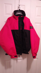FOR SALE - XL FLOTATION JACKET.   $175.00 OBO