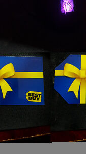 Selling $500 BestBuy Gift Card