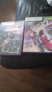 Jeux xbox Kinect  games