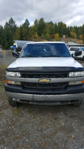 2002 Chev extended cab