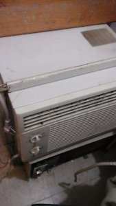 Window Air Conditioners (Two  $25 each)