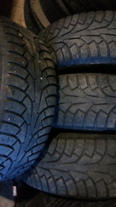 WINTER TIRES   225/65/r17