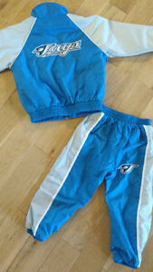 2T Blue Jay's splash suit