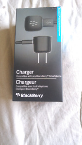 Blackberry Charger