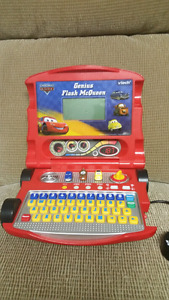Vtech Flash Mcqueen Laptop -- 35$