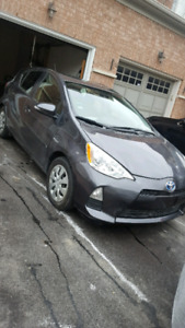 2012 Toyota Prius C   Auto   78KMS   10,000 OR BEST OFFER!!!