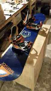 2 snowboards for sale