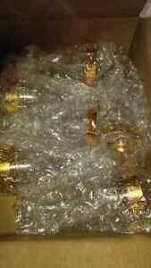 Gold trimmed wine glasses. Regina Regina Area image 2