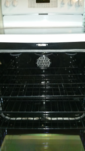 appliance package, newer excellent condition, convection range,