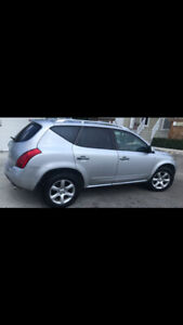 2007 NISSAN MURANO SE✨ LEATHER, SUNROOF, LOW KM, RELIABLE!
